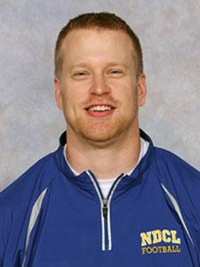 Andrew Mooney named new head football coach