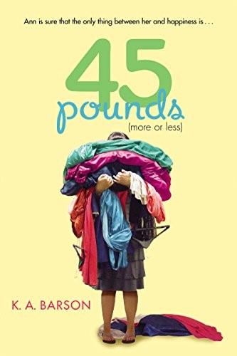 45 Pounds by K.A. Barson