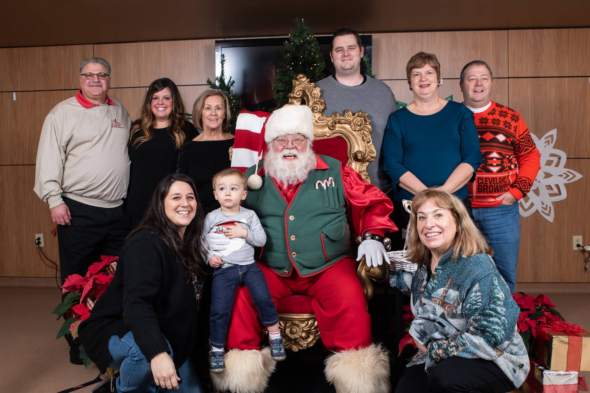 Breakfast With Santa Session II