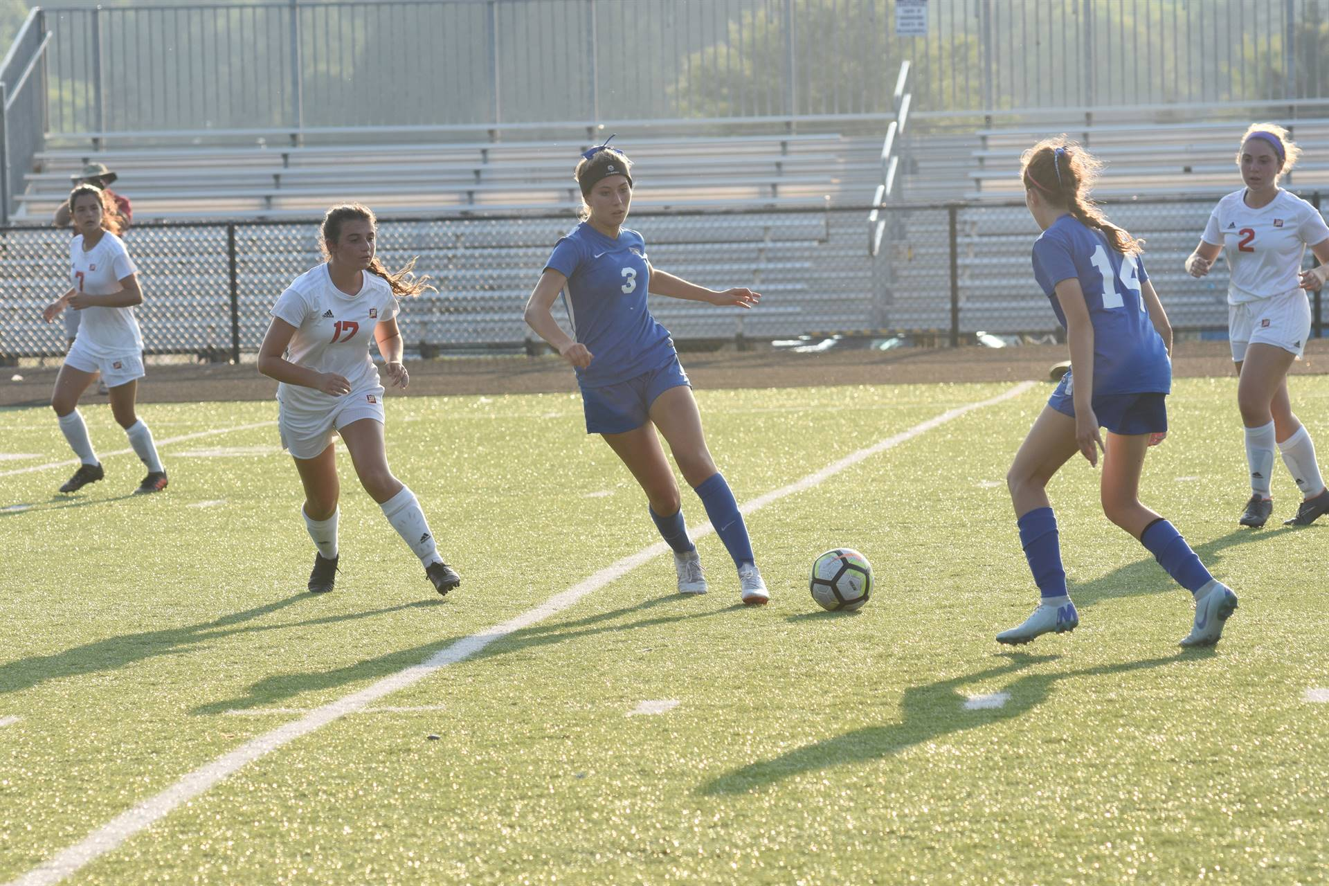 Girls Soccer