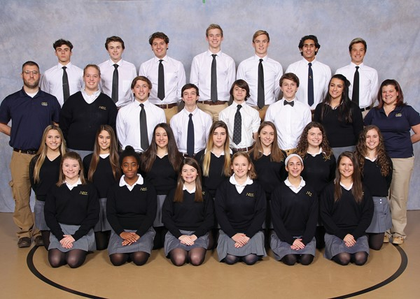 2016-2017 Swimming and Diving Team