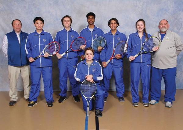 2017 Varsity Team Photo