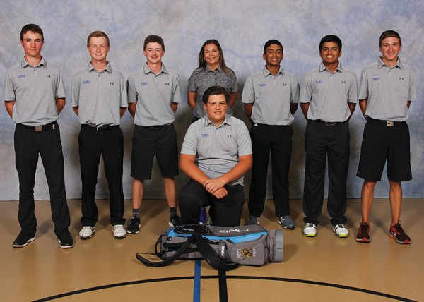 2017 Boys' Varsity Golf Team Picture