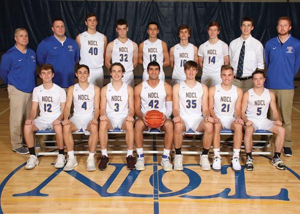 Boys V Basketball