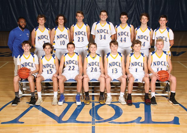 Boys Freshman Basketball